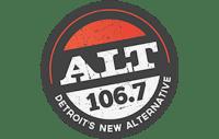 Alt 106.7 The D WDTW Detroit 89X