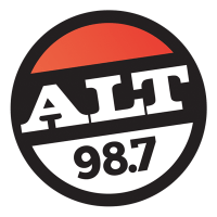 Alt 98.7 KYSR Los Angeles Woody Show