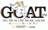 Florida Sportstalk 900 100.1 Ocala 1230 92.1 Gainesville WGGG WMOP Goat