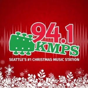 94.1 KMPS Christmas Seth Kat Kenny Jay