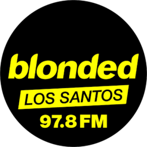 Blonded Los Santos 97.8 Frank Ocean Grand Theft Autio 5 Online