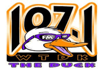 107.1 The Duck WTDK Federalsburg Cambridge