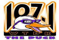 107.1 The Duck WTDK Federalsburg Cambridge