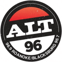 Alt 96 96.7 Blacksburg 96.9 Roanoke Woody Show