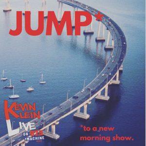 Kevin Klein Live 97.3 The Machine KEGY Coronado Bridge