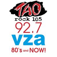 105.1 TAO Rocks 92.7 VZA WTAO WVZA Marion Carbondale