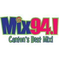 Mix 94.1 WHBC-FM Canton John Stewart Kathy Vogel
