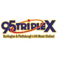 95 Triple X XXX 95.5 WXXX Burlington
