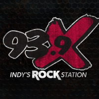 93.9X 93.9 X Energy WNDX Indianapolis Rock