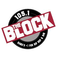 105.1 The Block Jamz WALJ Tuscaloosa