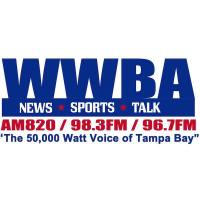 Classic Country 820 WWBA News Talk Tampa Largo Martin Gramatica Chris Ingram