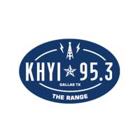 95.3 KHYI Howe Dallas Tornado Tweet