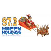 97.3 The River Happy Holidays KRVY-FM Willmar