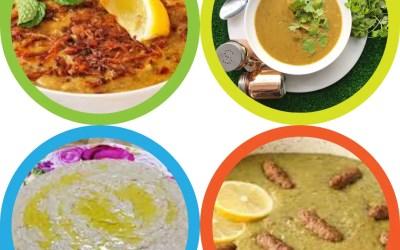 Jungle oats and weetbix haleem recipe (17.05.18)