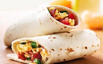 Chicken Roll (Tortilla Wrap)