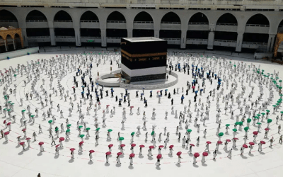 Hajj 2021: How is it different?
