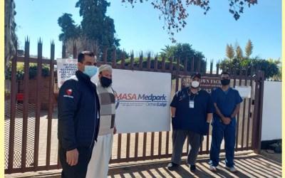 Muslim Association of SA launches MASA MedPark