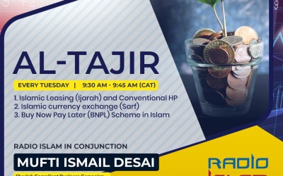 Murabaha Financing Concept  Intellectual Properties  Copyrights & Trade Marks – Mufti Ismail Desai