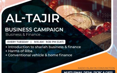 Partnerships/ Dropshipping & E-commerce :  Mufti Ismail Desai