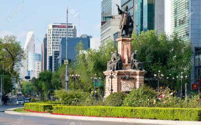 Female Statue to Replace Mexico City's Christopher Columbus