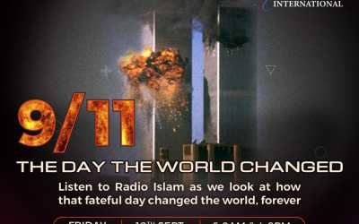 Hashmatullah Moslih – 9/11  How Afghanistan had to deal with the effects of 9/11 despite zero involvement