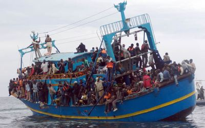 Intercepted migrant numbers double, but still low when compared to previous figures