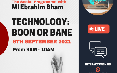 The Social Programme – Technology: Boon or Bane