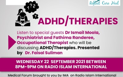 The Medical Programme  – ADHD