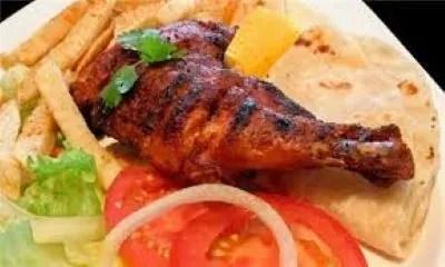 Easy Chicken Tikka