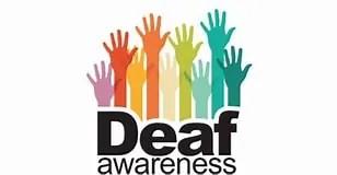 September: International Month of the Deaf