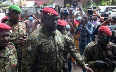 Guinea's Coup and its Consequences- The Africa Report