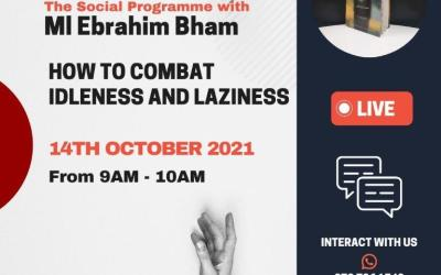 The Social Programme – How To Combat Idleness and Laziness