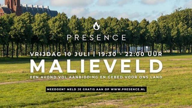 christenen vullen malieveld op 10 juli