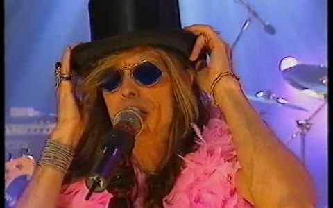 Aerosmith Pink Video Lyrics