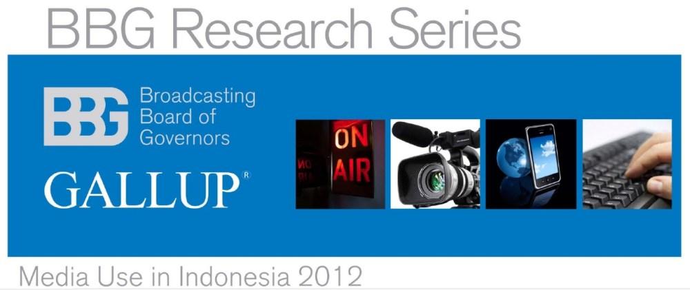 Masihkah Radio Berjaya (Konsumsi Media di Indonesia 2012) (2/2)