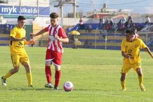 Tremenda goleada del Unión Huaral 11 a 0 contra el Willy Serrato.