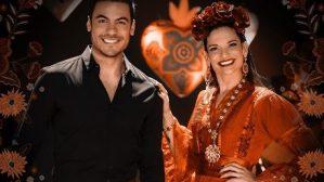 Natalia Jiménez junto a Carlos Rivera lanzarán sencillo
