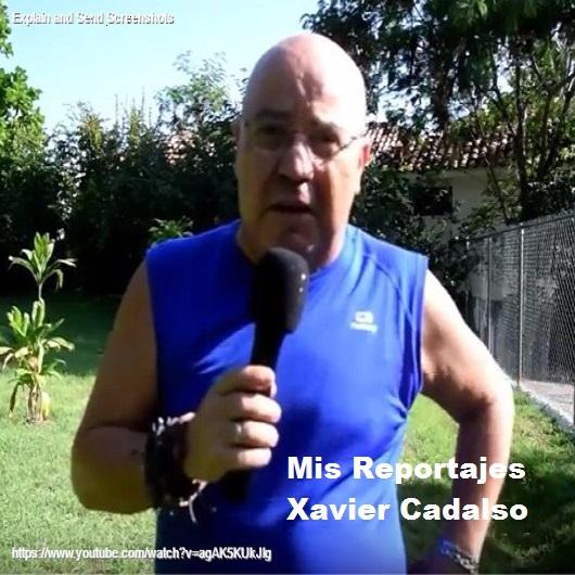 "Xavier Cadalso ""Periodista """