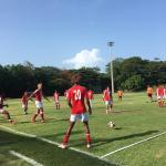 Sedofútbol ante el reto de buscar cupo olímpico, Partidos a jugarse en San Cristóbal serán a beneficio de Save The Children