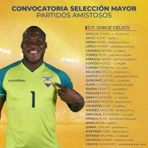 Jorge Célico y sus elegidos para fecha FIFA