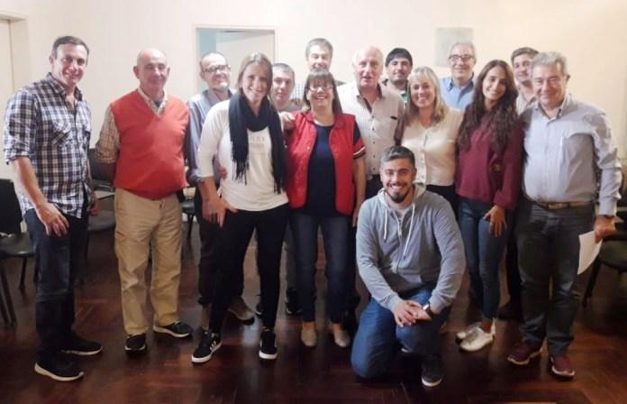 Reunión del GEN en Chacabuco