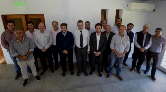 Chacabuco participó de reunión en el Distrito II en Ensenada