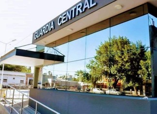 hoslpital guardia chacabuco
