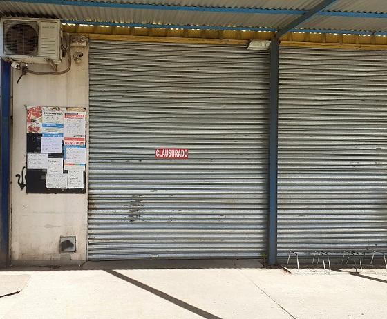 Clausuran Supermercado Chino