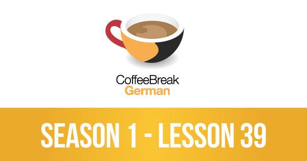 CBG Lesson 39