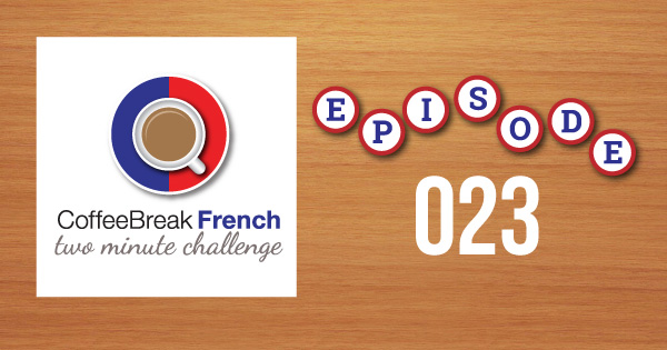 French Challenge 23