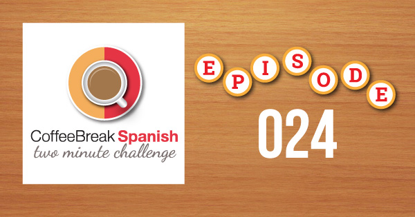 Spanish Challenge 24