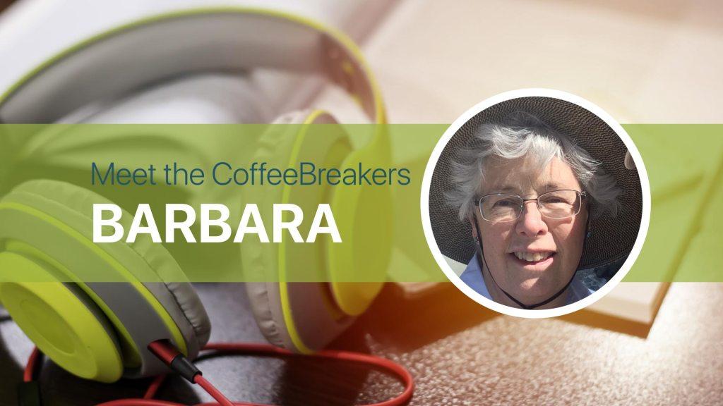 Meet Barbara, a Coffee Break French and Italian learner ...