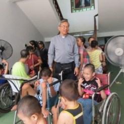 Cơ sở chăm sóc trẻ em khuyết tật