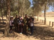 Những người lính Israel